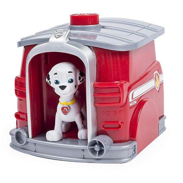 Patrulha Canina - Playset do Pet ao Heroi Marshall