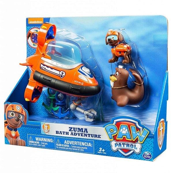 Patrulha Canina - Zuma Resgate Aquático