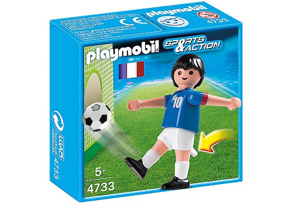 Playmobil 4733 - Jogador de Futebol - França