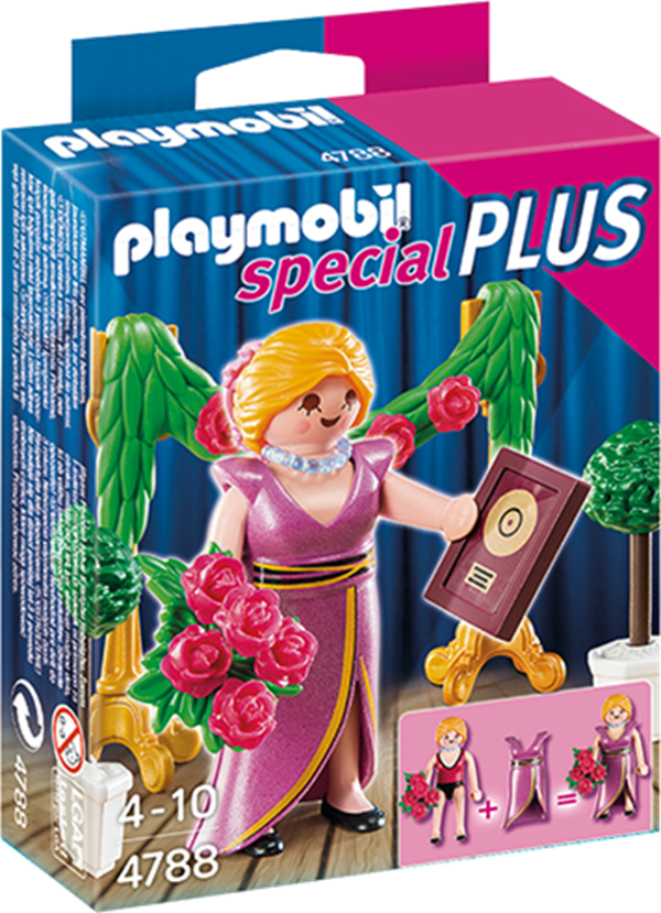 Playmobil 4788 - Special Plus