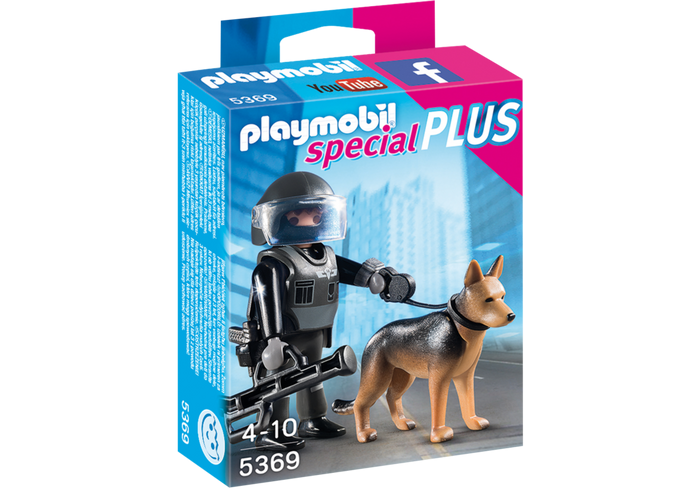 Playmobil 5369 - Special Plus