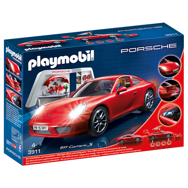 Playmobil 3911 - Porshe 911 Carreira S
