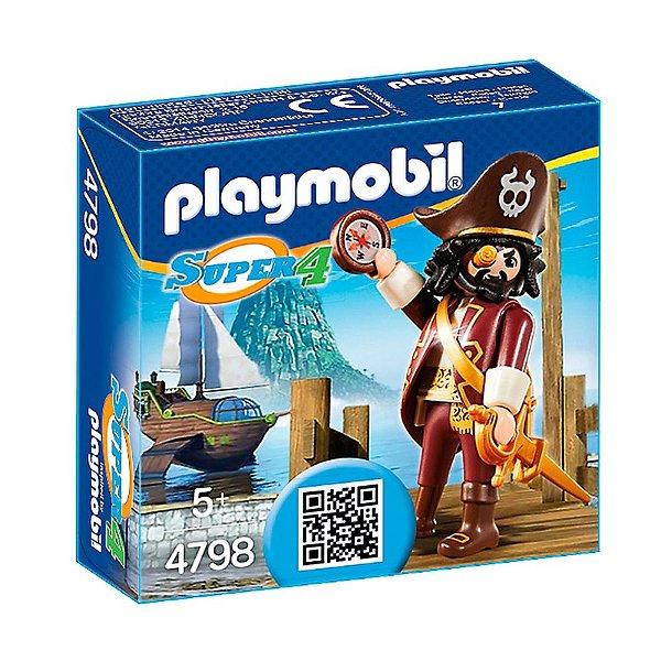 Playmobil 4798 - Capitão Pirata