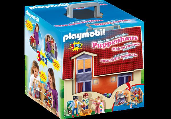 Playmobil 5167 - Set Casa de Bonecas