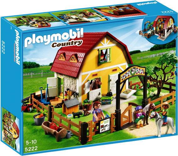 Playmobil 5222 - Fazenda dos Poneis