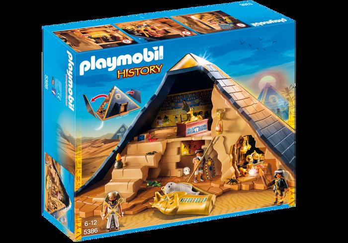 Playmobil 5386 - Pirâmide do Faraó