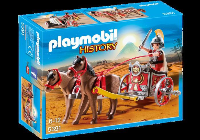 Playmobil 5391 - Biga Romana