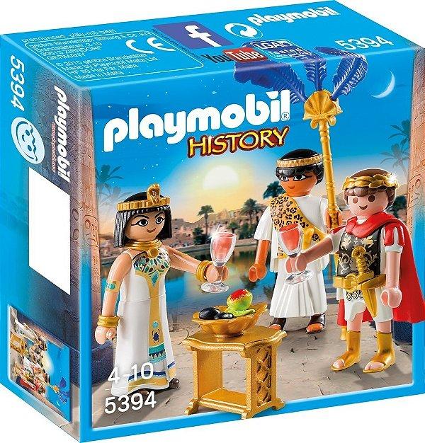 Playmobil 5394 - César e Cleópatra
