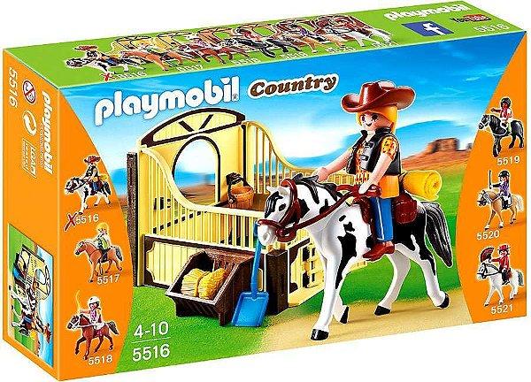 Playmobil 5516 - Cavalos Colecionáveis