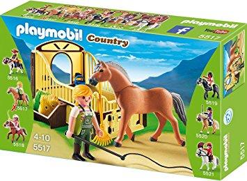 Playmobil 5517 - Cavalos Colecionáveis