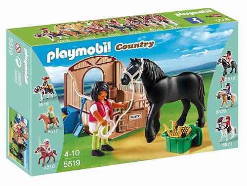 Playmobil 5519 - Cavalos Colecionáveis