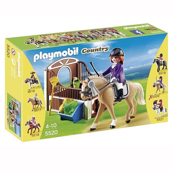 Playmobil 5520 - Cavalos Colecionáveis