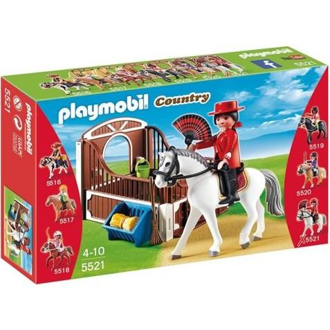 Playmobil 5521 - Cavalos Colecionáveis