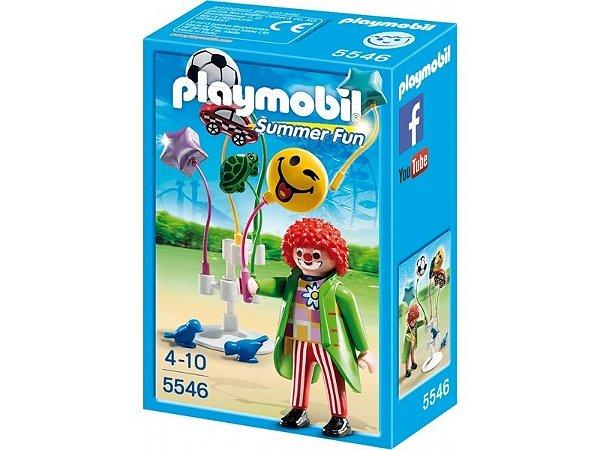 Playmobil 5546 - Palhaço com balão