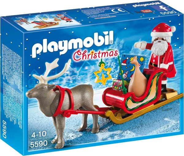Playmobil 5590 - Trenó do Papai Noel