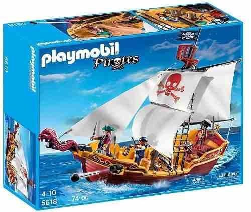 Playmobil 5618 - Navio Pirata