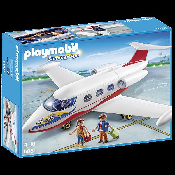 Playmobil 6081 - Jatinho De Verão