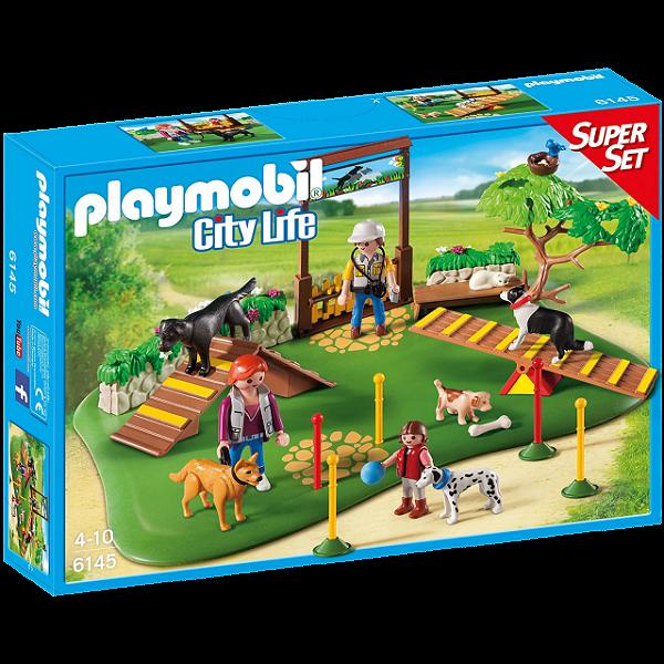 Playmobil 6145 - Super Set Parque Dos Cachorros