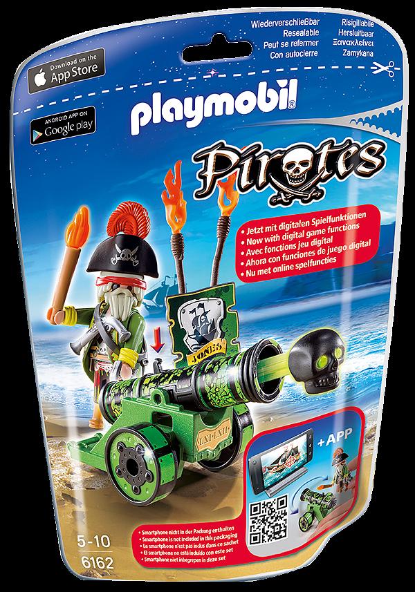 Playmobil 6162 - Soft Bags Dos Piratas