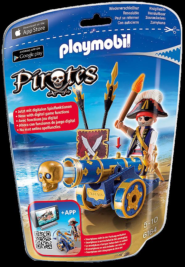 Playmobil 6164 - Soft Bags Dos Piratas