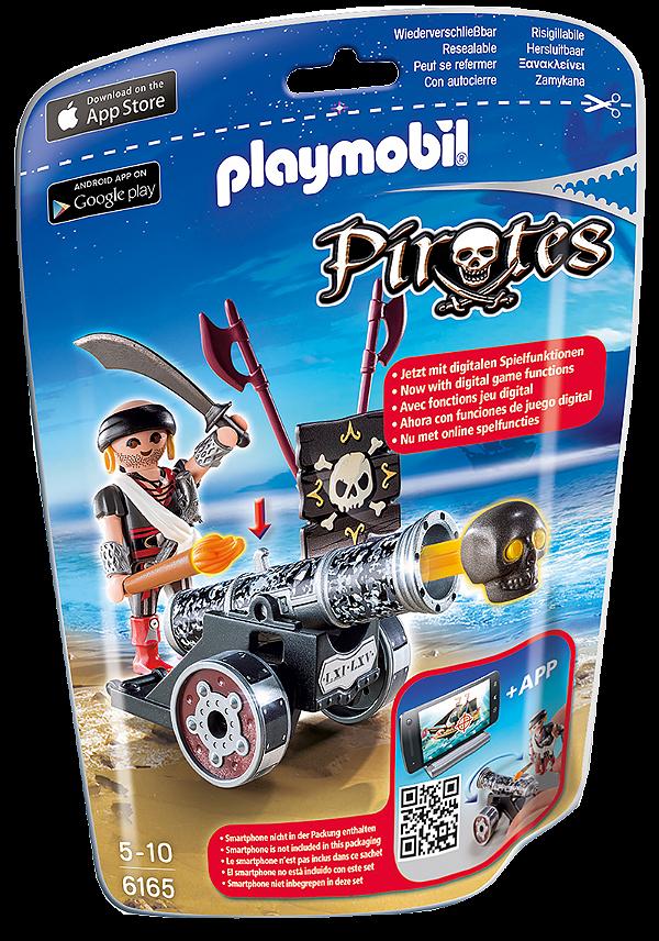 Playmobil 6165 - Soft Bags Dos Piratas