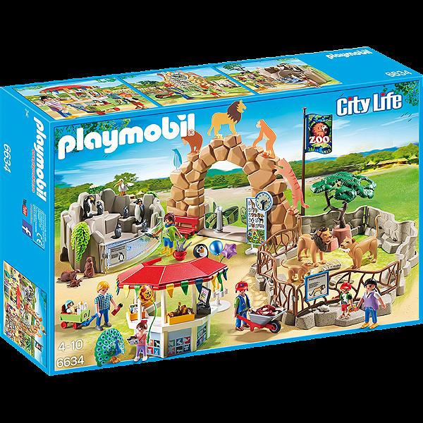 Playmobil 6634 - Grande Jardim Zoológico