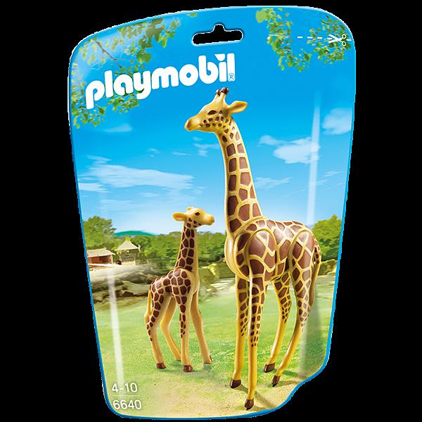 Playmobil 6640 - Saquinho Animais Do Zoológico