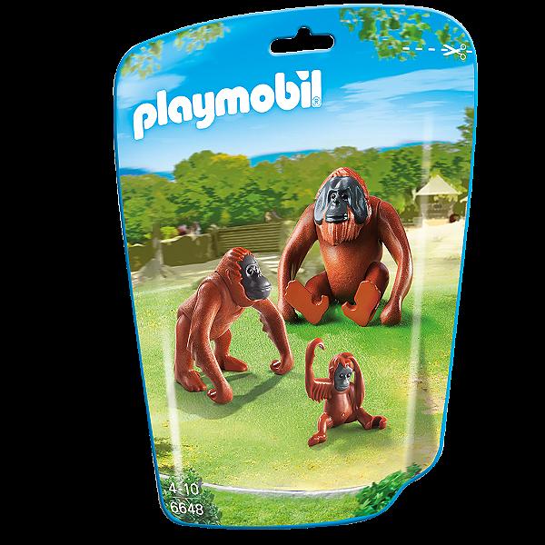 Playmobil 6648 - Saquinho Animais Do Zoológico