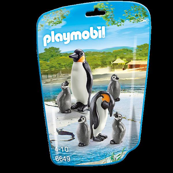 Playmobil 6649 - Saquinho Com Animais Do Zoo Pequenos