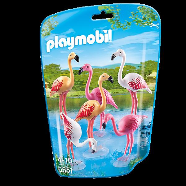 Playmobil 6651 - Saquinho Com Animais Do Zoo Pequenos