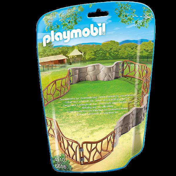 Playmobil 6656 - Cercado Para Animais