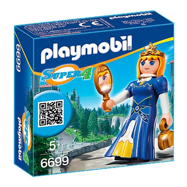 Playmobil 6699 - Super 4 Princesa Leonora