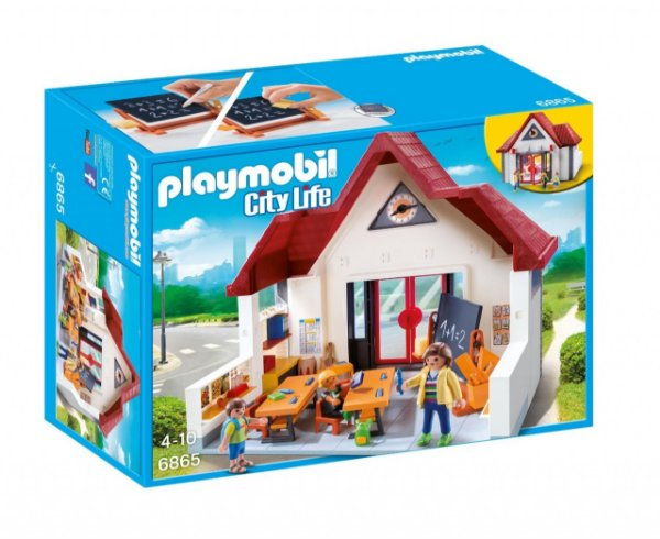 Playmobil 6865 - Set Escola