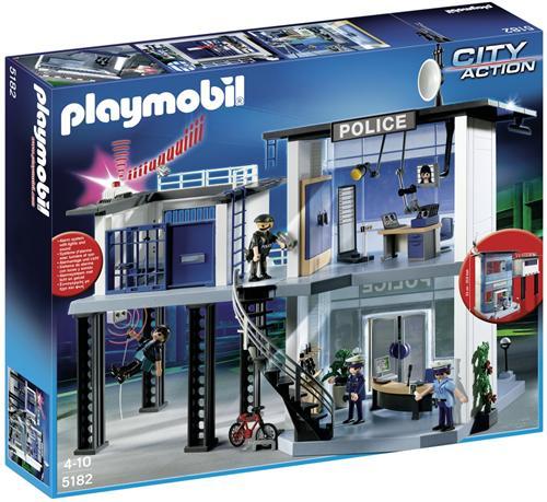 Playmobil 6872 - Delegacia de Polícia