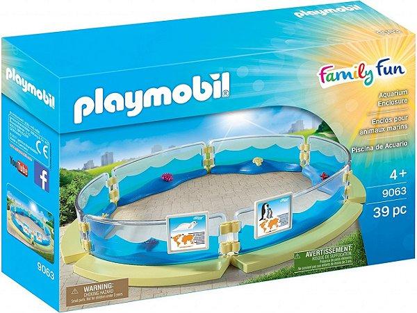 Playmobil 9063 - Cercado para Aquário