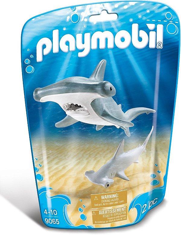Playmobil 9065 - Animais Marinhos Tubarão Martelo