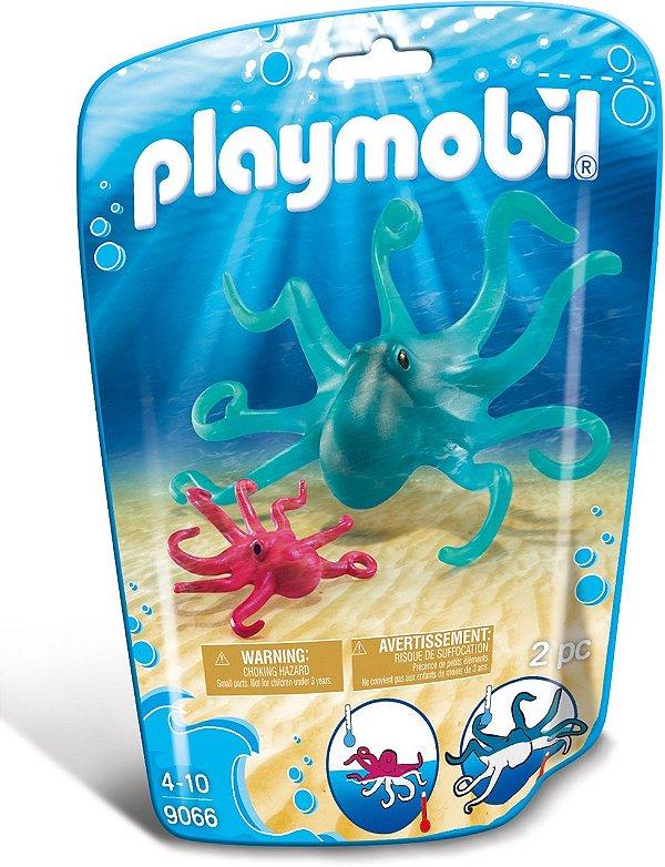 Playmobil 9066 - Animais Marinhos Polvo