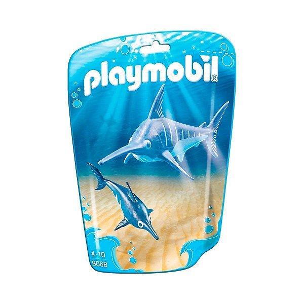 Playmobil 9068 - Animais Marinhos Peixe-espada