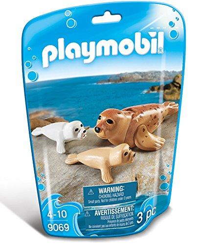 Playmobil 9069 - Animais Marinhos Foca