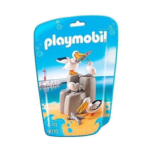 Playmobil 9070 - Animais Marinhos Pelicano