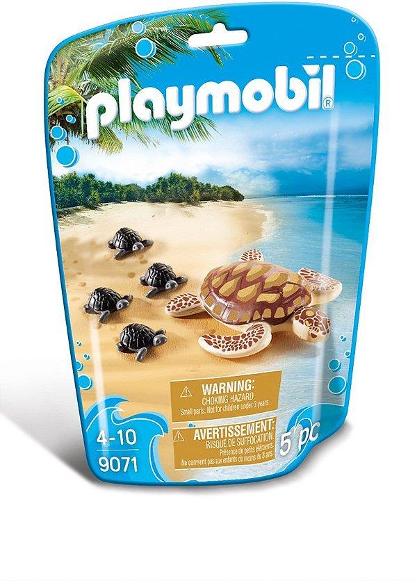Playmobil 9071 - Animais Marinhos Tartaruga Marinha