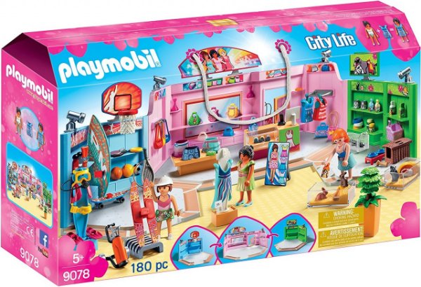 Playmobil 9078 - Shopping Center