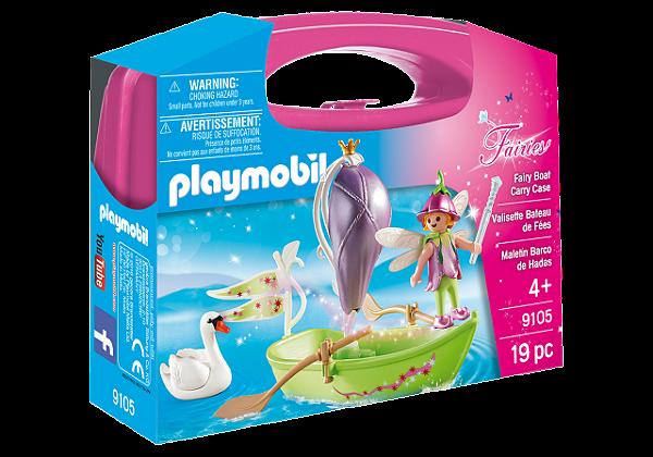 Playmobil 9105 - Maleta Barco das Fadas