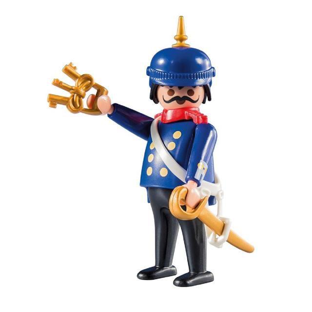 Playmobil 5598 - Figuras Surpresas Serie 9 Masculino #3