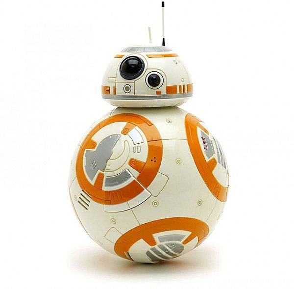 Star Wars Episódio VII - Droid BB8 Com Controle Remoto