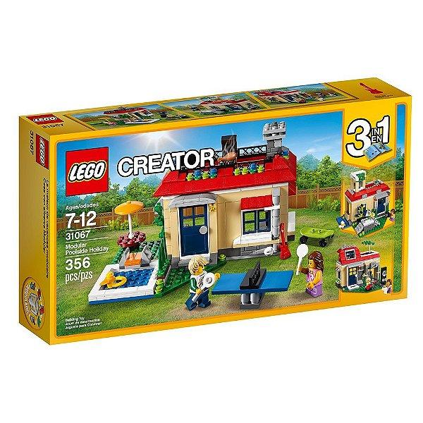 LEGO Creator - Férias no Jardim 31067