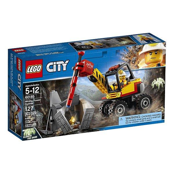 LEGO City - Veículo Minerador 60185