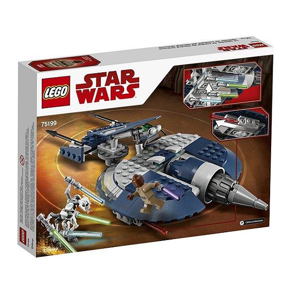 LEGO Star Wars - Speeder de Combate do General Grievous 75199