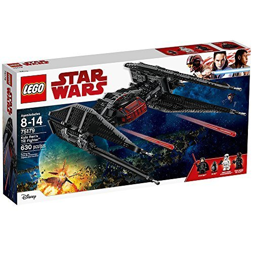 LEGO Star Wars - Kylo Ren's TIE Fighter 75179