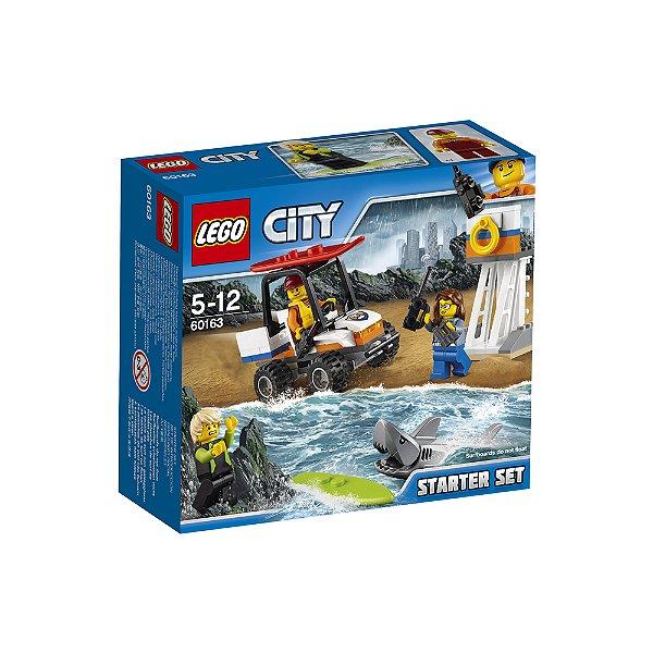 LEGO City - Conjunto Básico da Guarda Costeira 60163